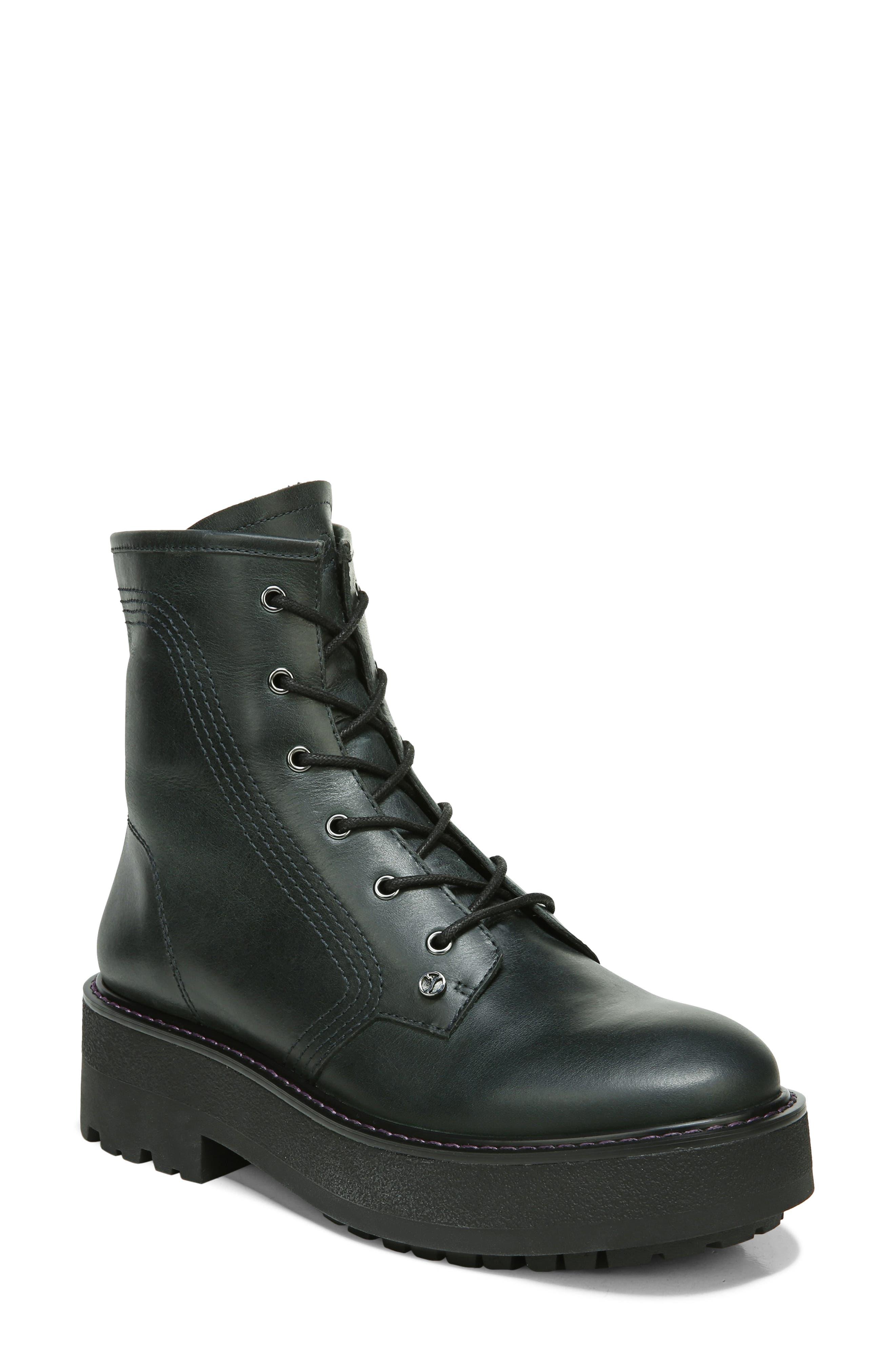 Jensine Lace-Up Boot