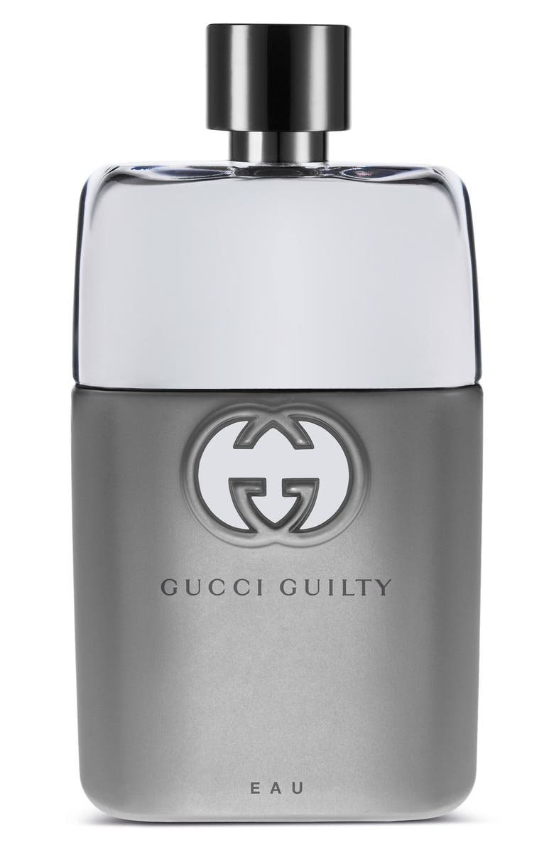 GUCCI 'Guilty Eau Pour Homme' Eau de Toilette, Main, color, NO COLOR