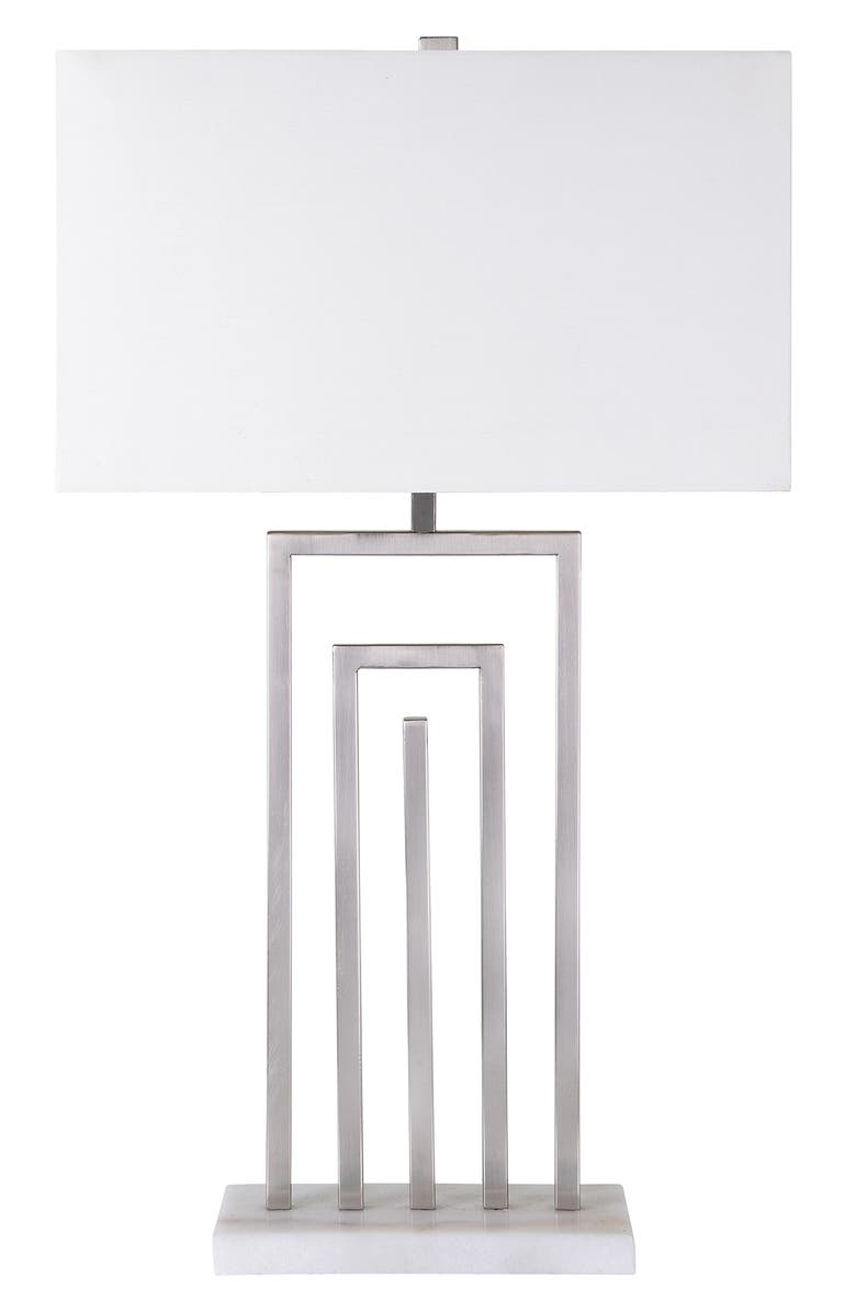 Renwil Argo Marble Iron Table Lamp