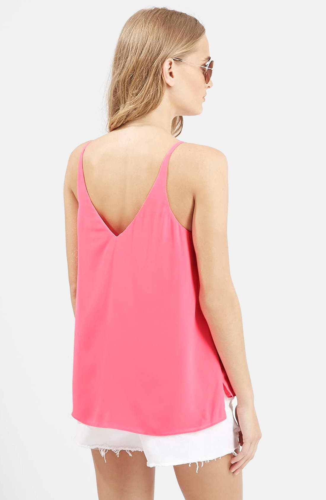,                             Strappy V-Neck Camisole,                             Alternate thumbnail 62, color,                             670