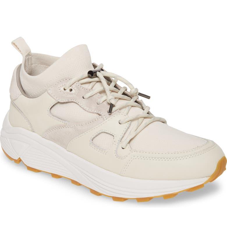 ALLSAINTS Paragon Sneaker, Main, color, CHALK