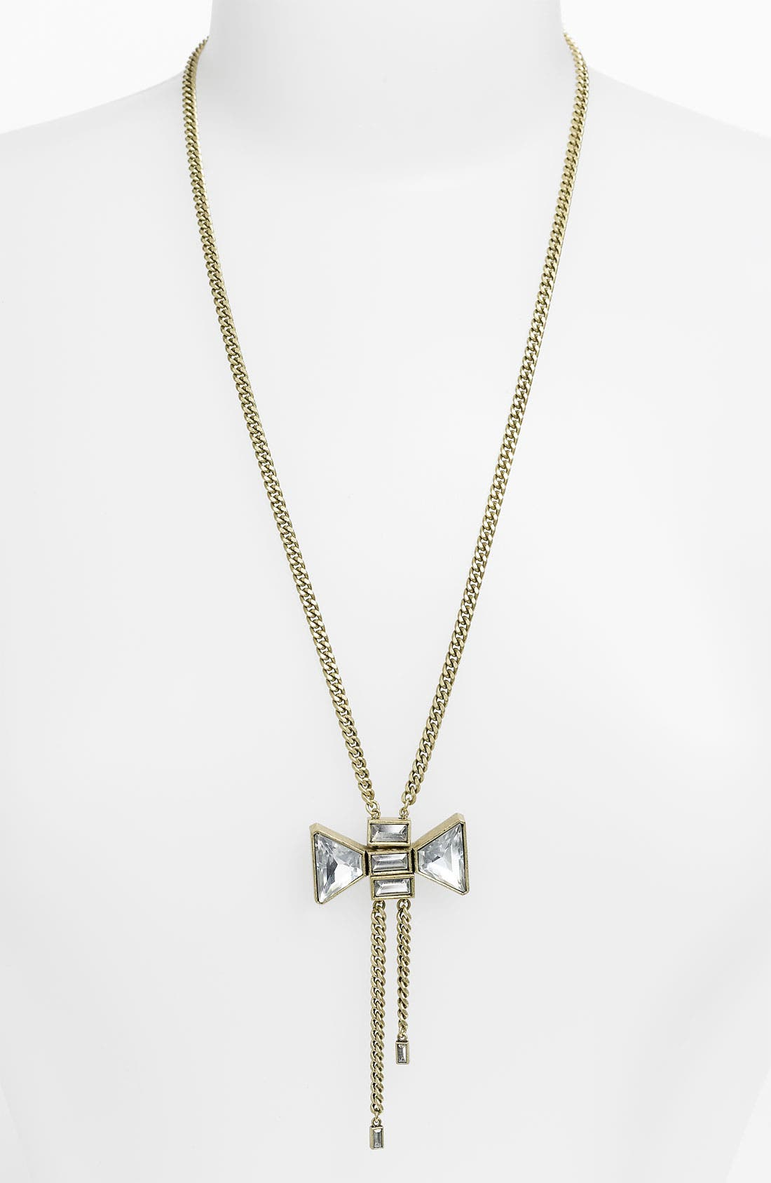 ,                             'ID Jewels' Bow Lariat Necklace,                             Main thumbnail 2, color,                             710