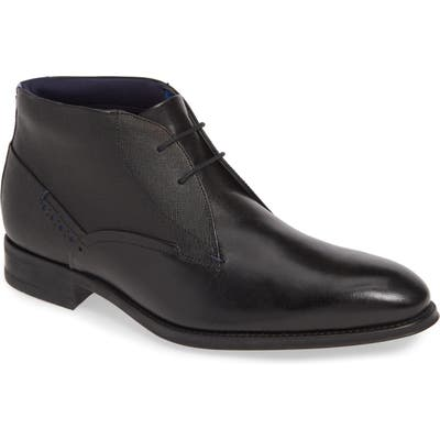 Ted Baker London Chemna Chukka Boot, Black