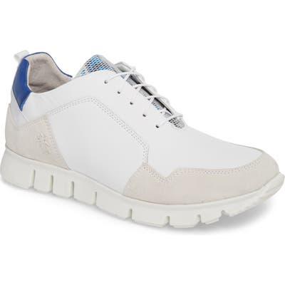 Fly London Sild Low Top Sneaker, White