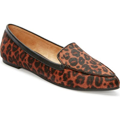 Me Too Audra Loafer Flat W - Brown
