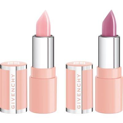 Givenchy Mini Le Rouge Perfecto Tinted Lip Balm Set - No Color