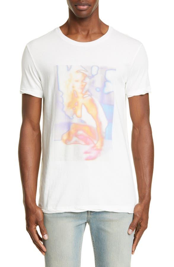 Ksubi Girls Graphic T-shirt In White
