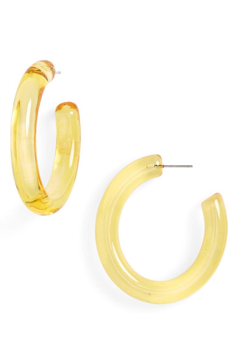 4050d6645880e Lizzie Fortunato Roma Hoop Earrings   Nordstrom