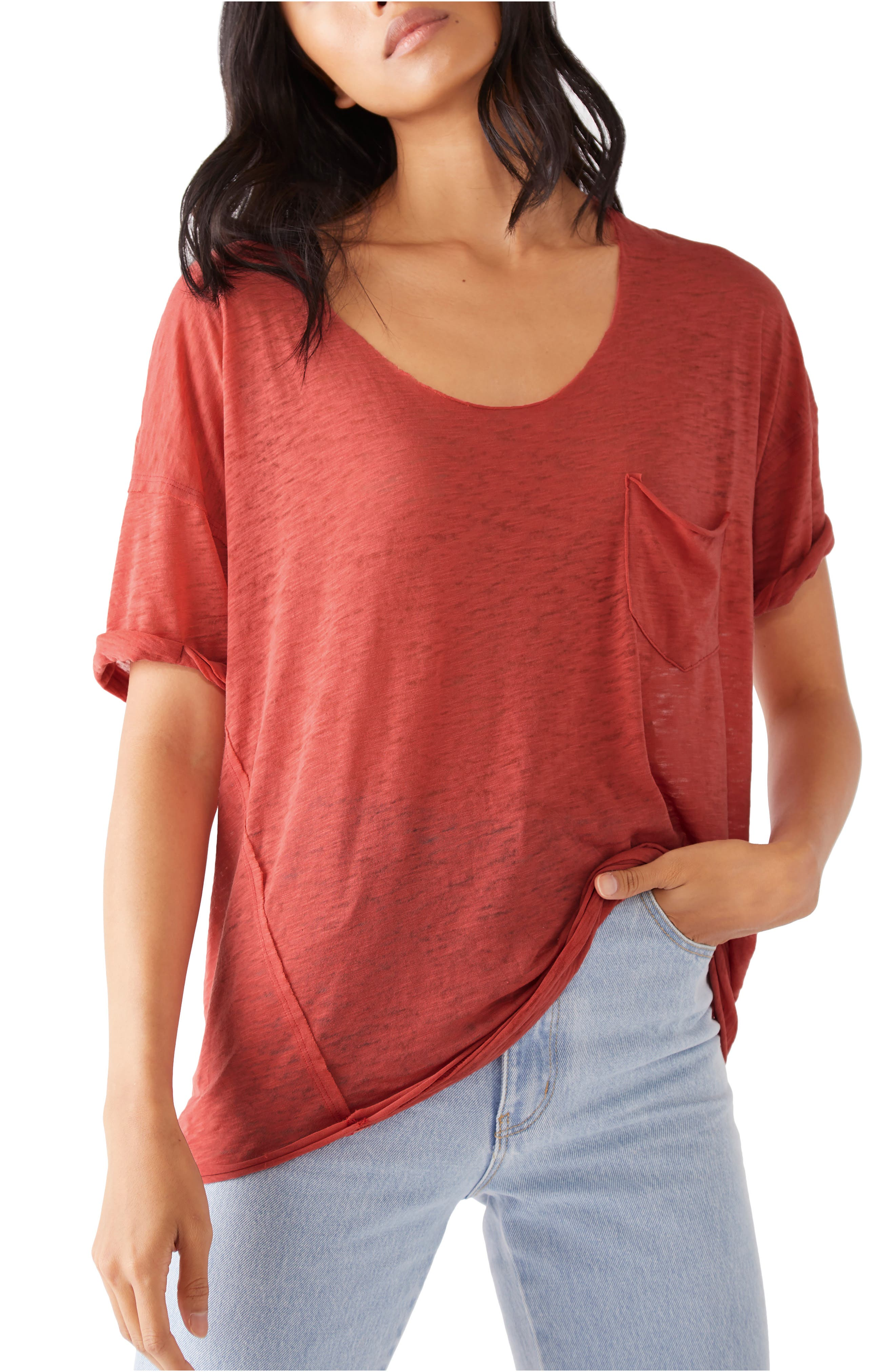 Free People Summer Sky T-Shirt | Nordstrom