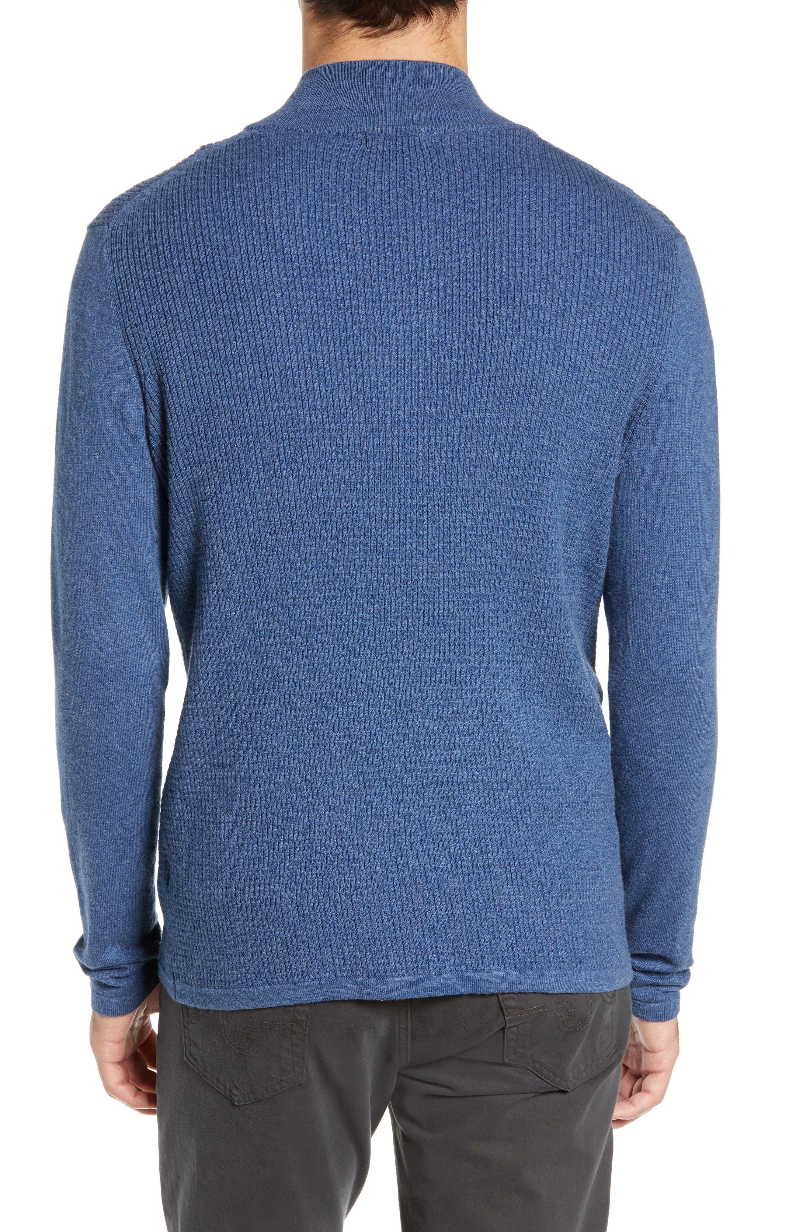 ,                             Higgins Quarter Zip Sweater,                             Alternate thumbnail 14, color,                             400