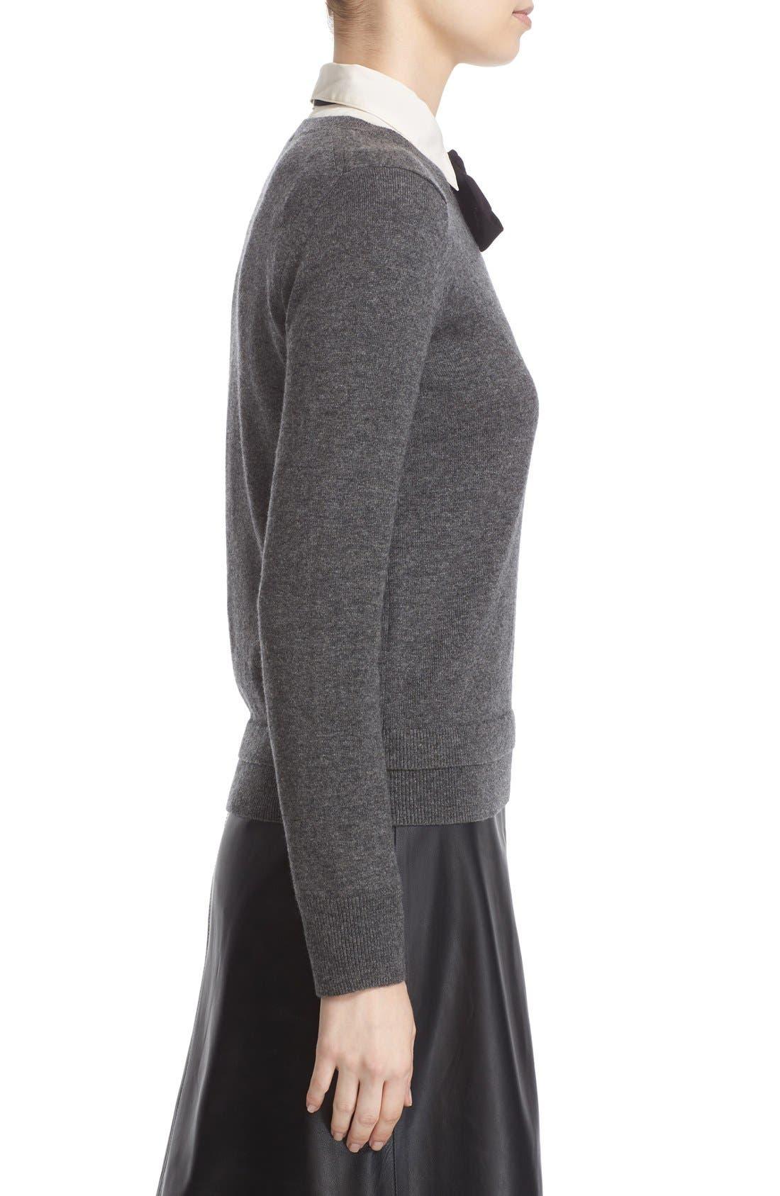 ,                             embellished sweater,                             Alternate thumbnail 8, color,                             031