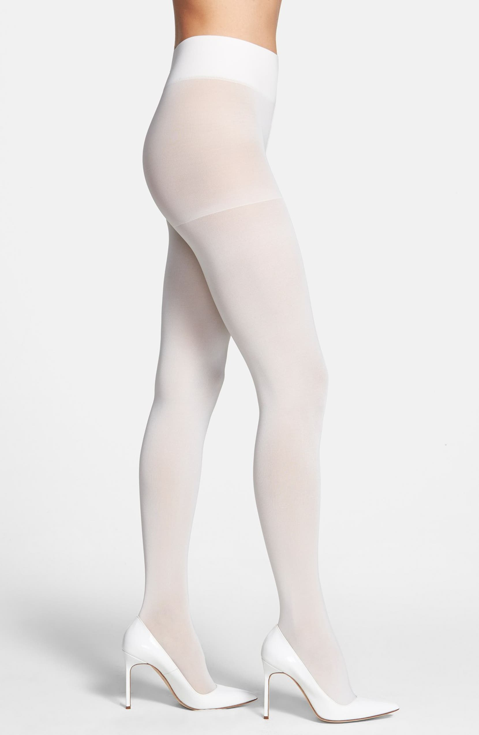 2c75a69d4ef DKNY Opaque Control Top Tights (2 for  30)