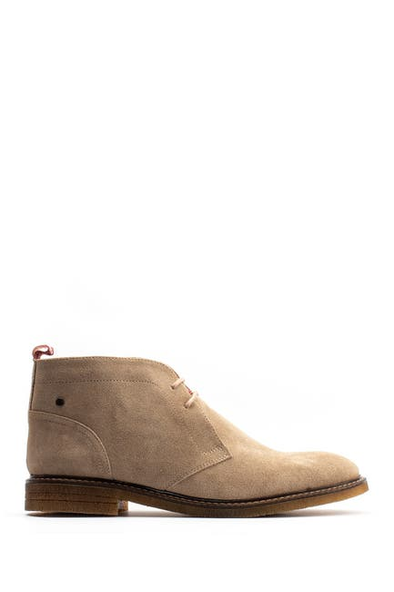Image of Base London Lawson Suede Chukka Boot