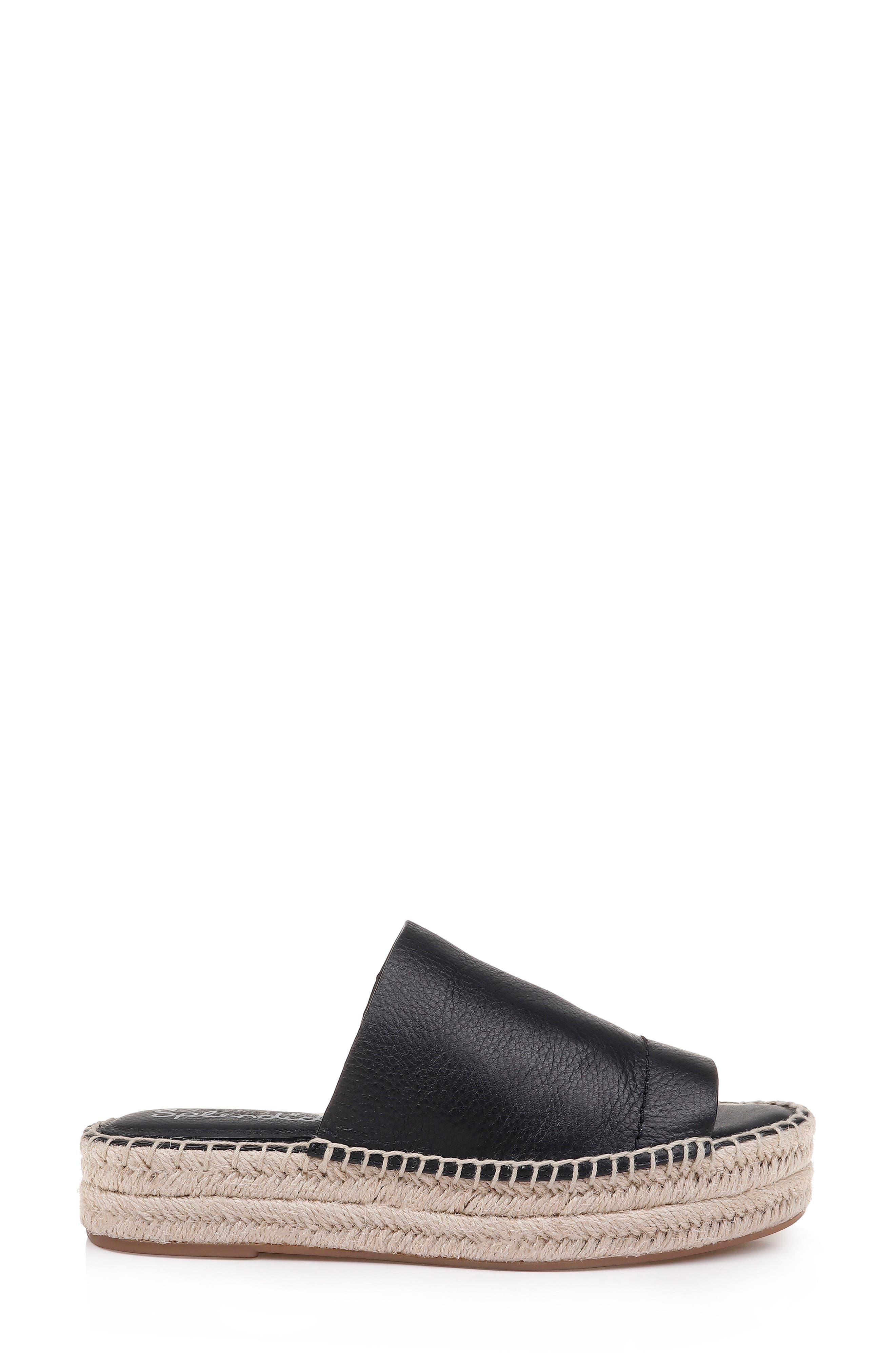Splendid Slippers Thaddeus Espadrille Slide Sandal