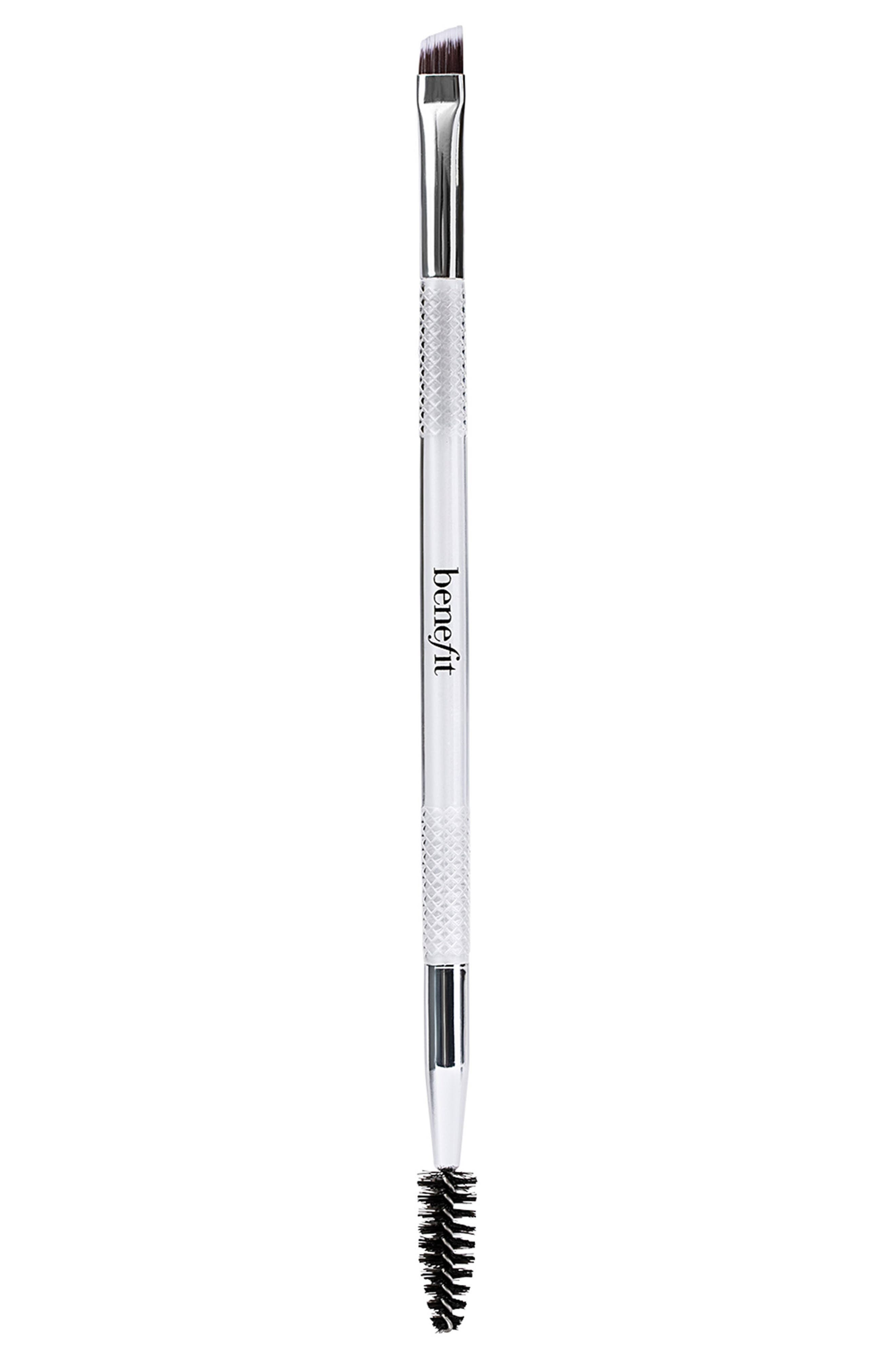 Benefit Dual-Ended Angled Eyebrow Brush | Nordstrom