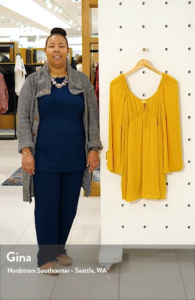 Long Sleeve Minidress, sales video thumbnail