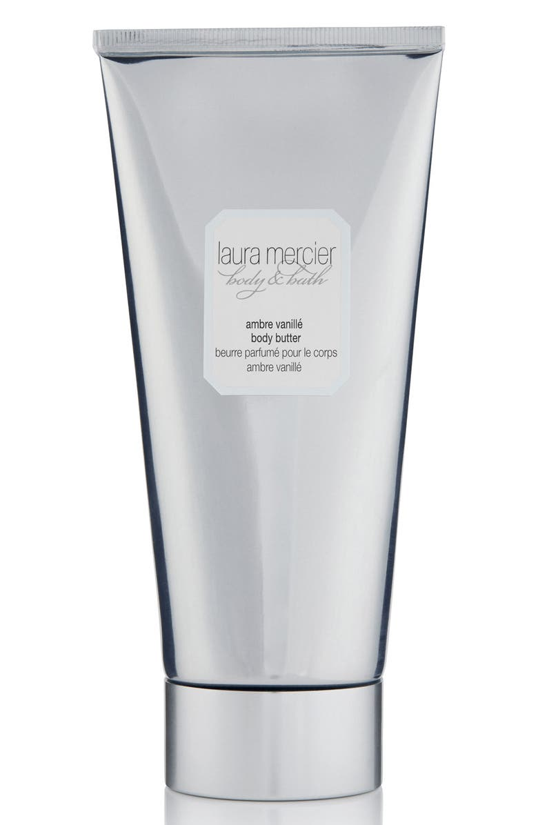LAURA MERCIER Ambre Vanillé Body Butter, Main, color, NO COLOR