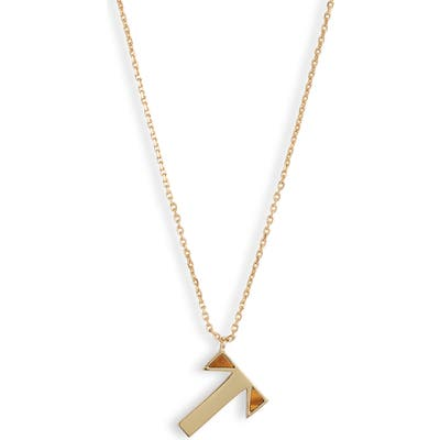 Kate Spade New York Initial Pendant Necklace