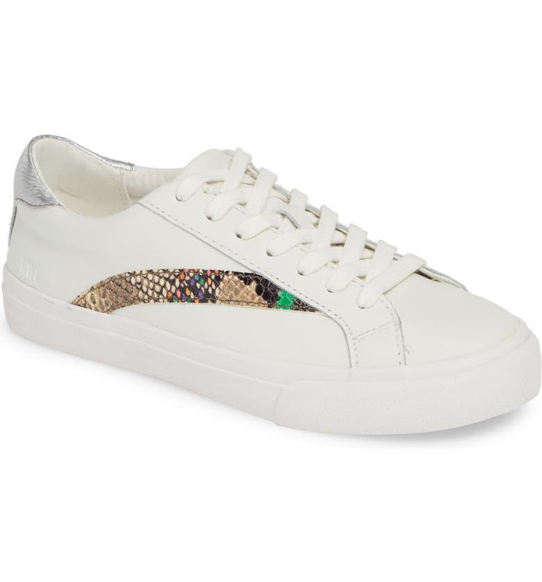 MADEWELL Delia Sneaker, Main, color, 100