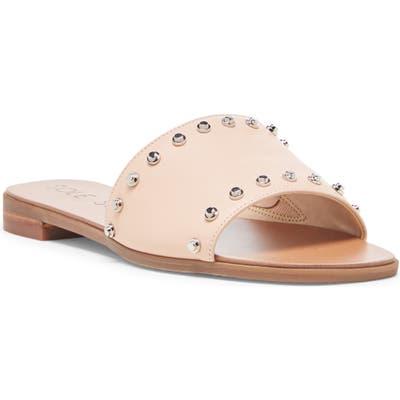 Sole Society Sanjana Slide Sandal, Pink