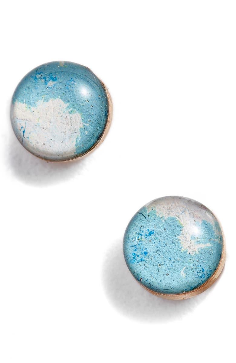 REBEL NELL Benita Stud Earrings, Main, color, 400