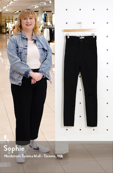 11-Inch High-Rise Skinny Jeans, sales video thumbnail