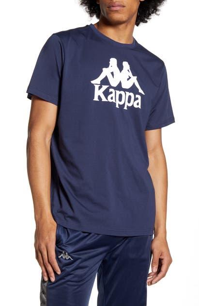 Kappa T-shirts AUTHENTIC ESTESSI LOGO T-SHIRT