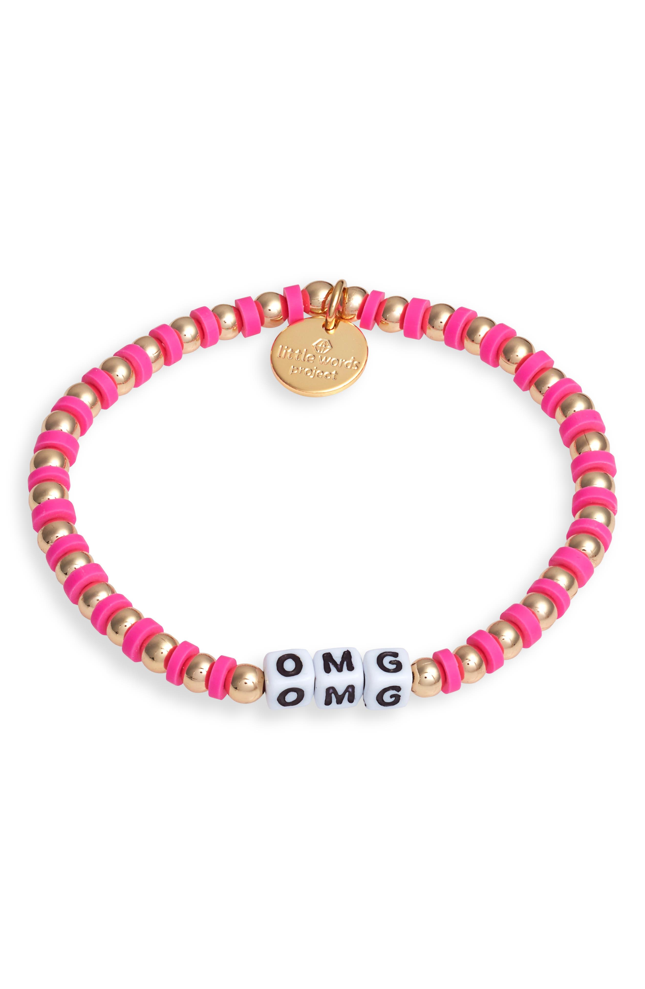 Omg Bracelet