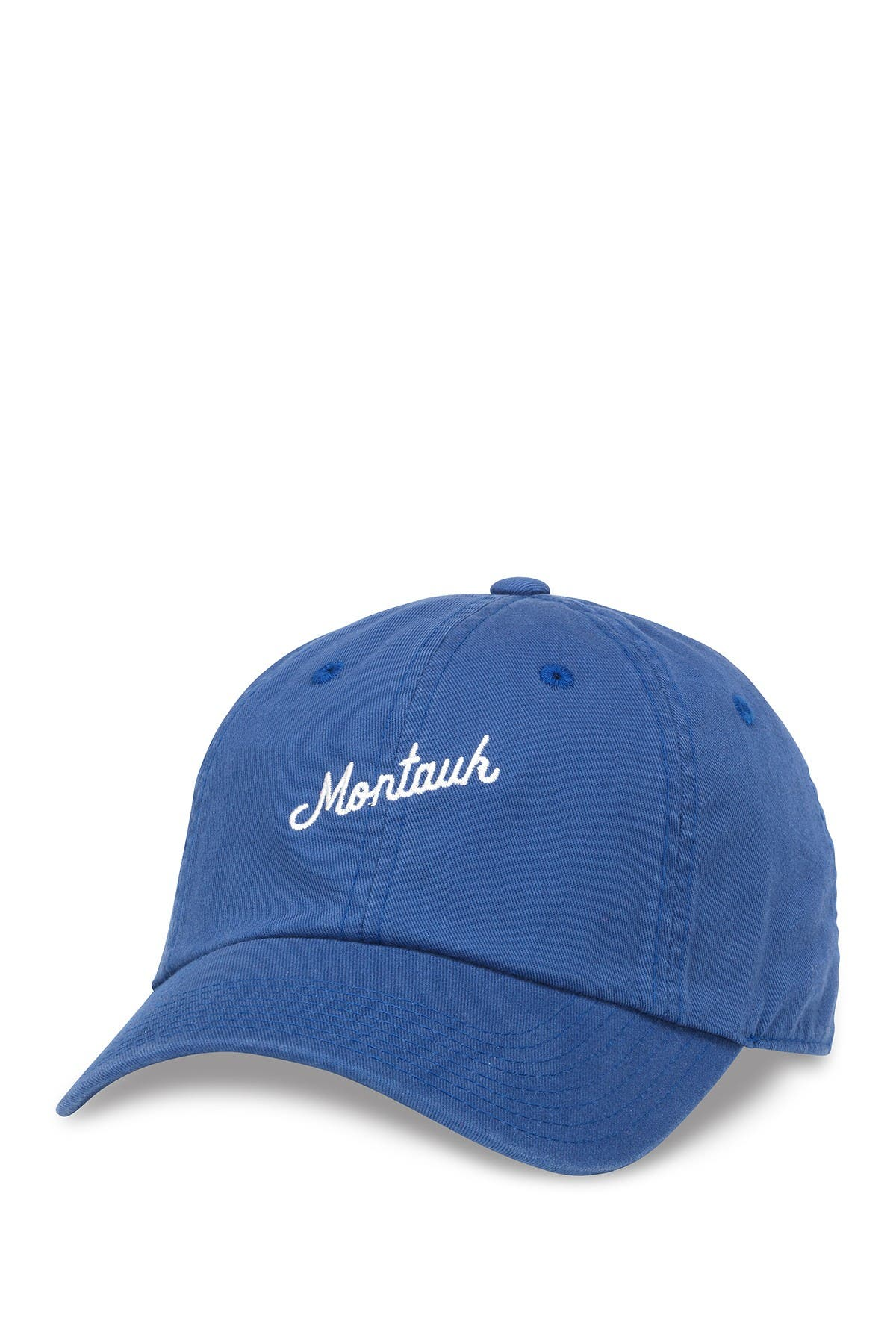 Image of American Needle Montauk Embroidered Baseball Cap