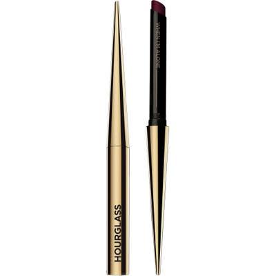 Hourglass Confession Ultra Slim High Intensity Refillable Lipstick - When Im Alone - Dark Berry