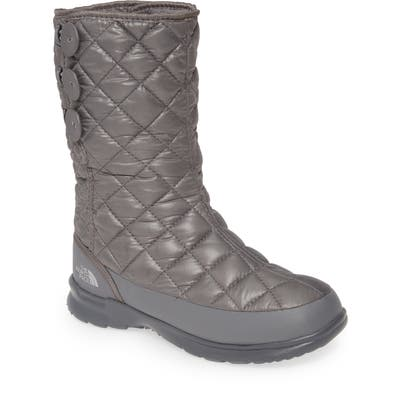 The North Face Thermoball(TM) Insulated Snow Boot, Grey