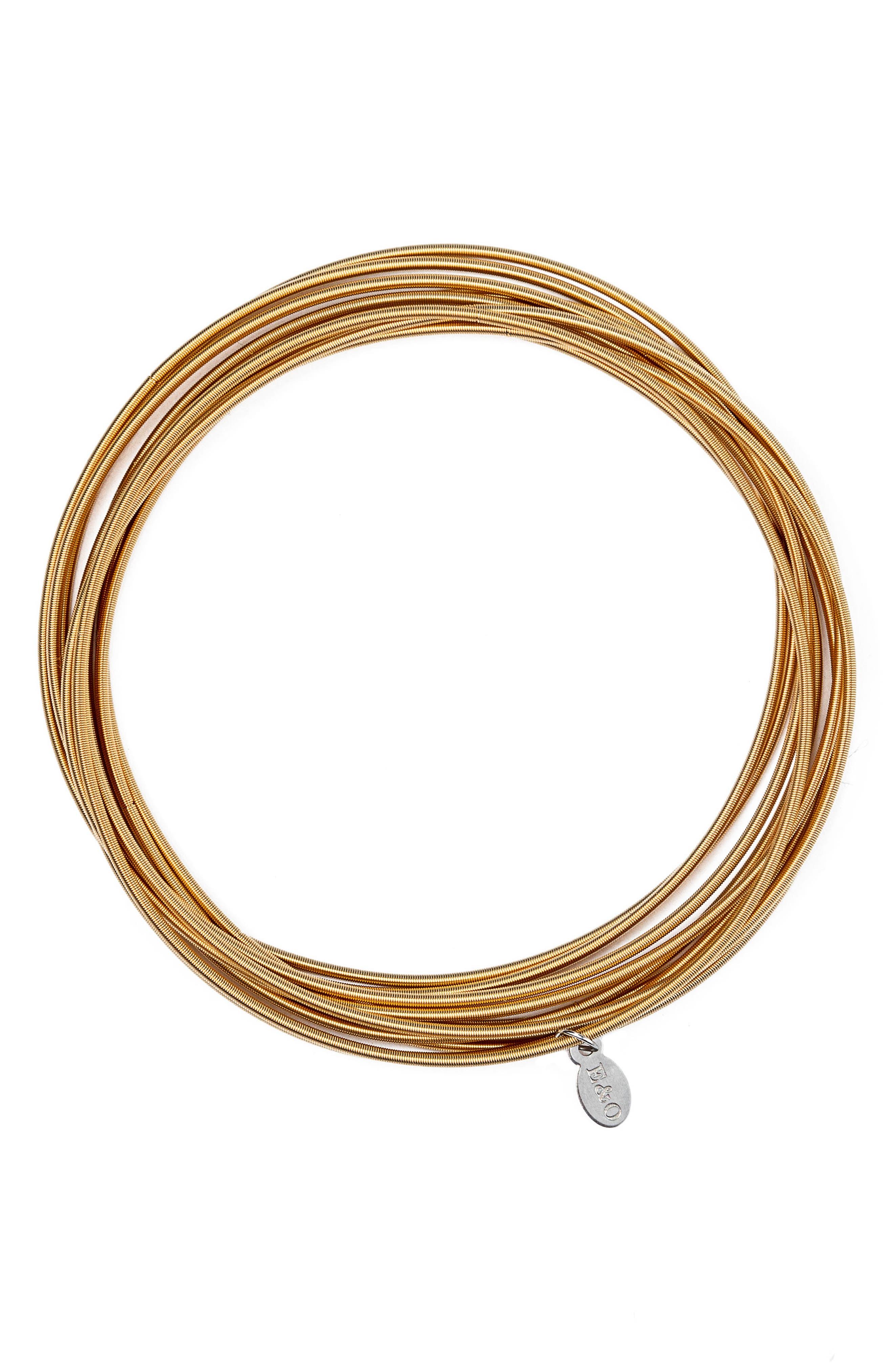 Set Of 10 Dia Stretch Bracelets