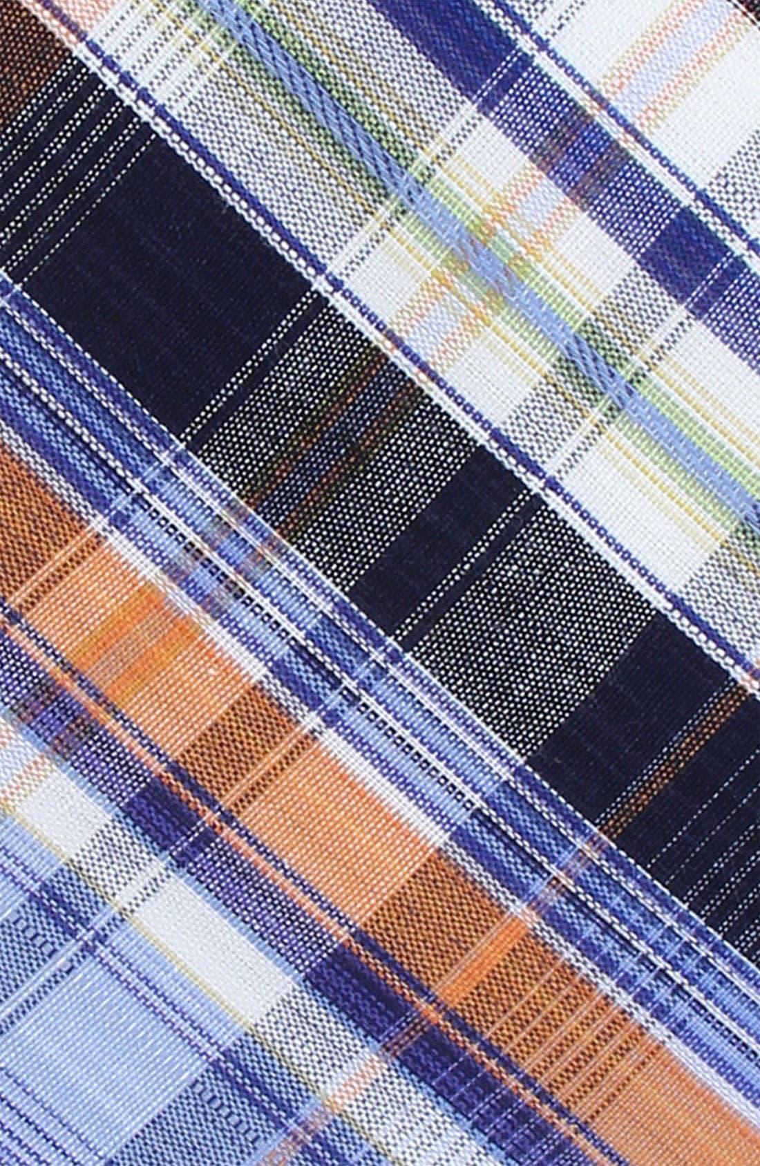 ,                             Woven Cotton Tie,                             Alternate thumbnail 6, color,                             800