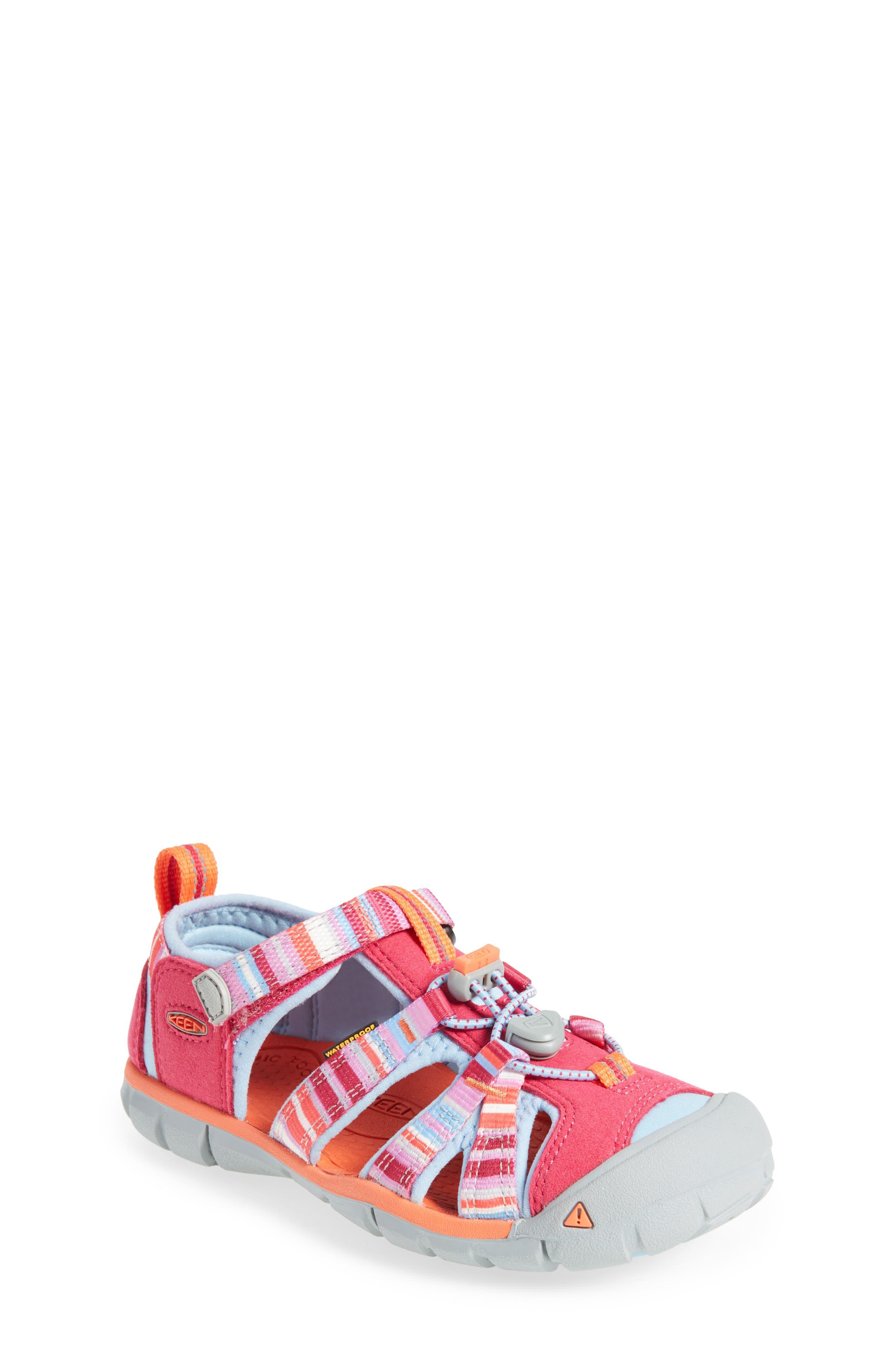,                             'Seacamp II' Water Friendly Sandal,                             Main thumbnail 80, color,                             658