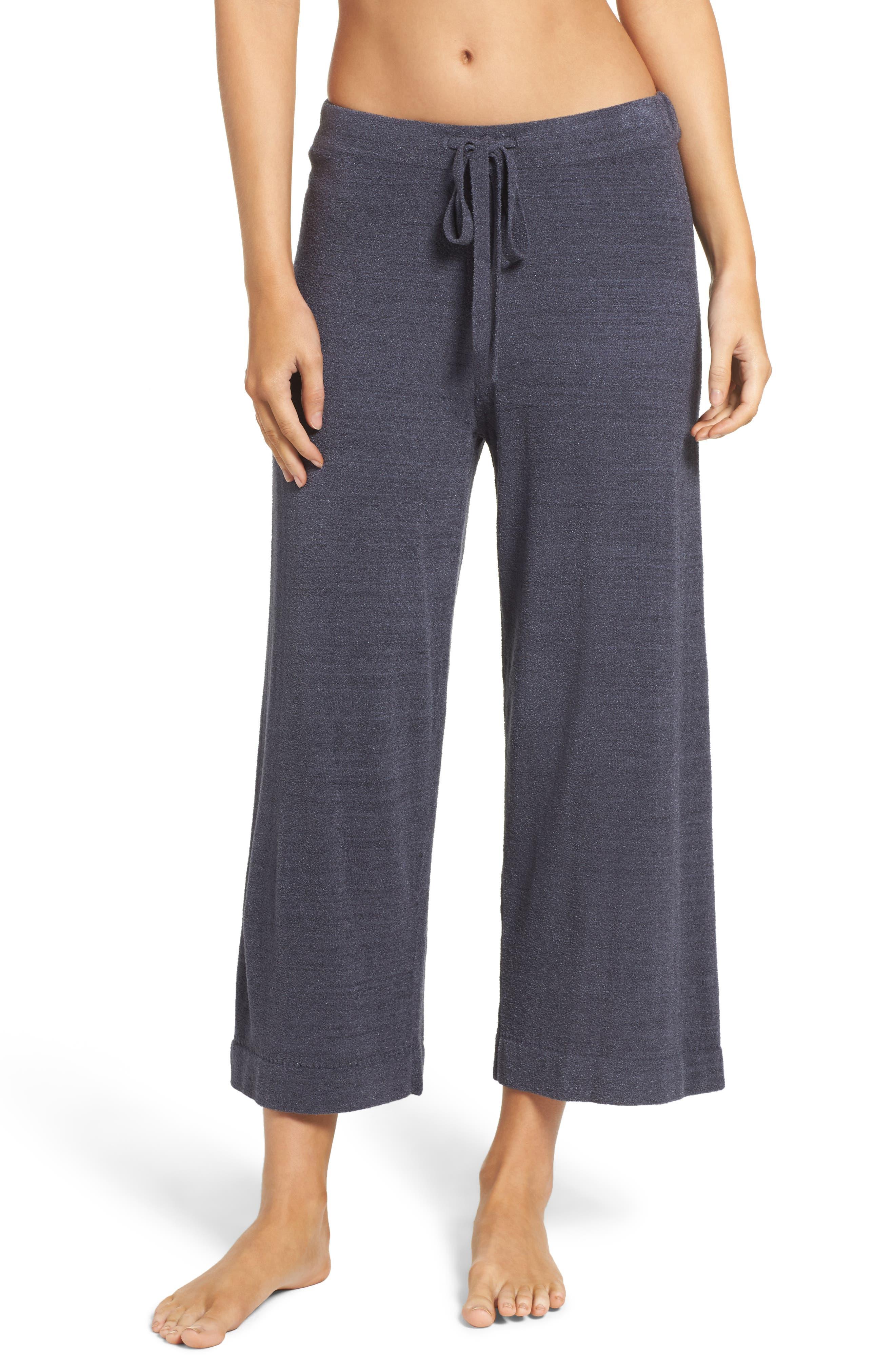 Women's Barefoot Dreams Cozychic Ultra Lite Culotte Lounge Pants