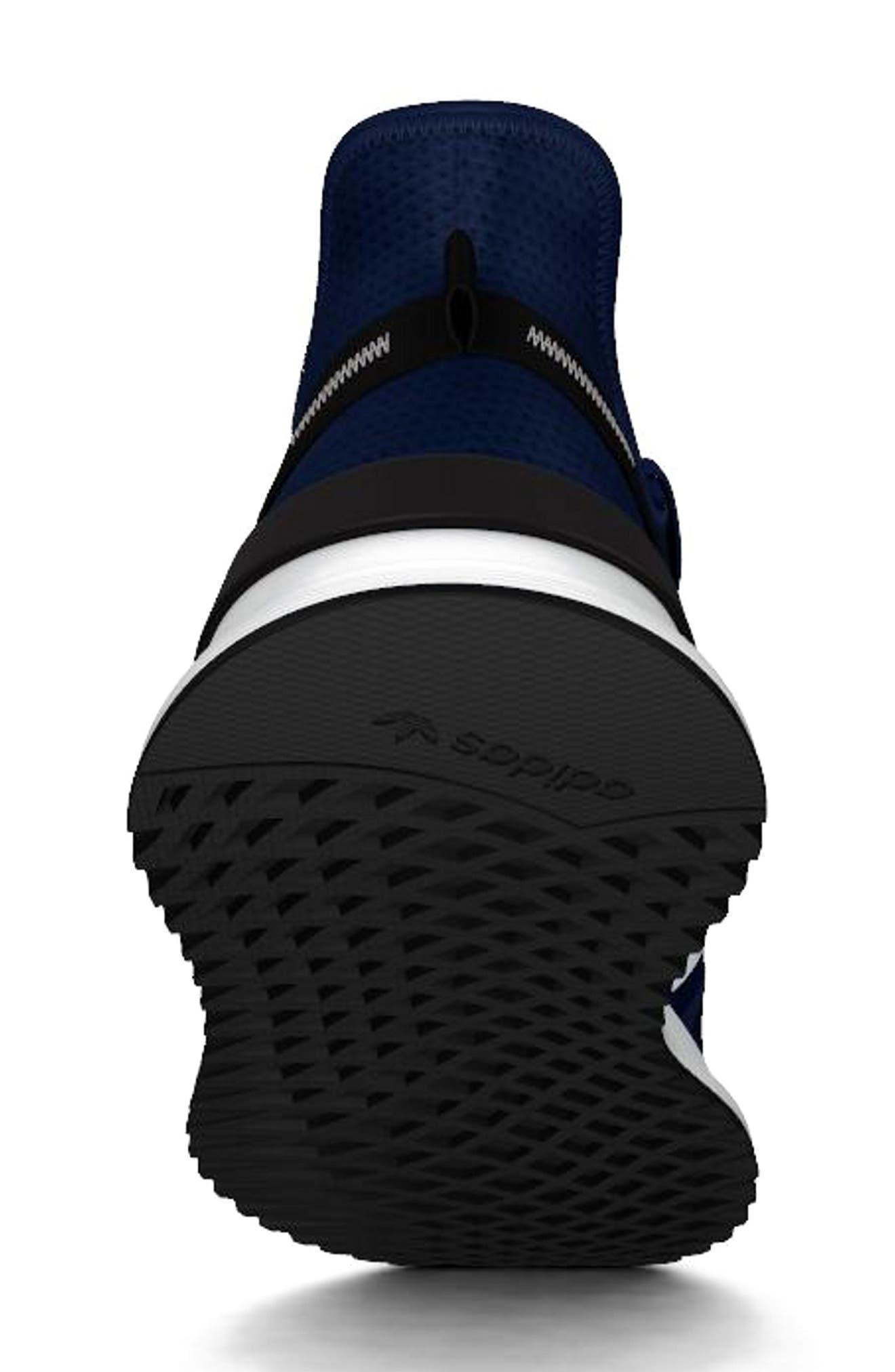 ,                             U-Path Run Sneaker,                             Alternate thumbnail 7, color,                             DARK BLUE/ WHITE