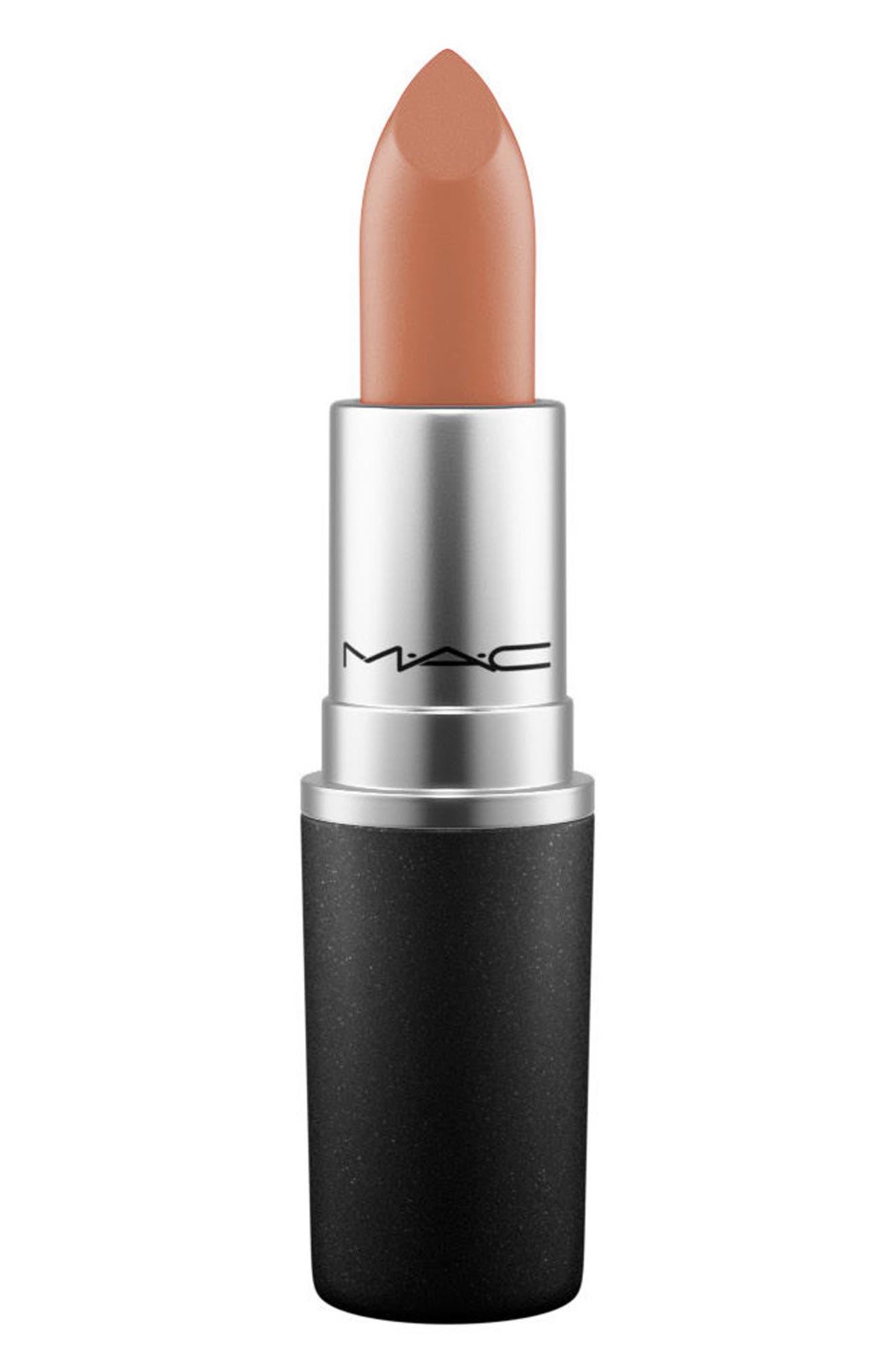 ,                             MAC Strip Down Nude Lipstick,                             Main thumbnail 257, color,                             271