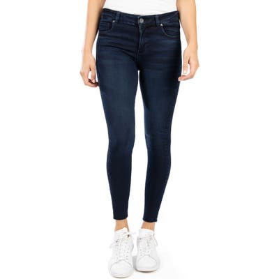 Kut From The Kloth Connie High Waist Jeans, Blue