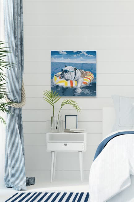 Image of Marmont Hill Inc. Chilling at the Beach Wall Art