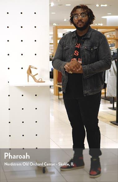 Park Lane Strappy Stiletto Sandal, sales video thumbnail