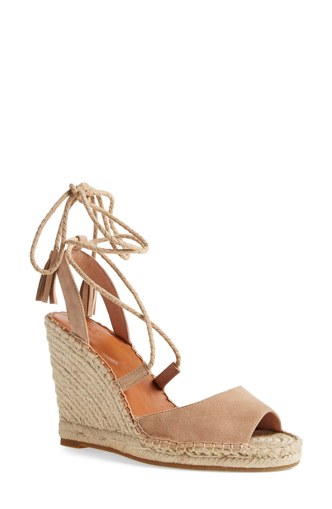 ,                             'Phyllis' Espadrille Wedge,                             Main thumbnail 6, color,                             264