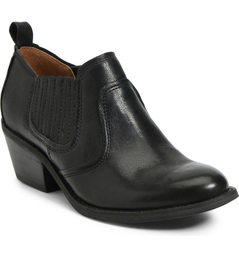 SÖFFT Aiden Ankle Boot, Main, color, BLACK LEATHER