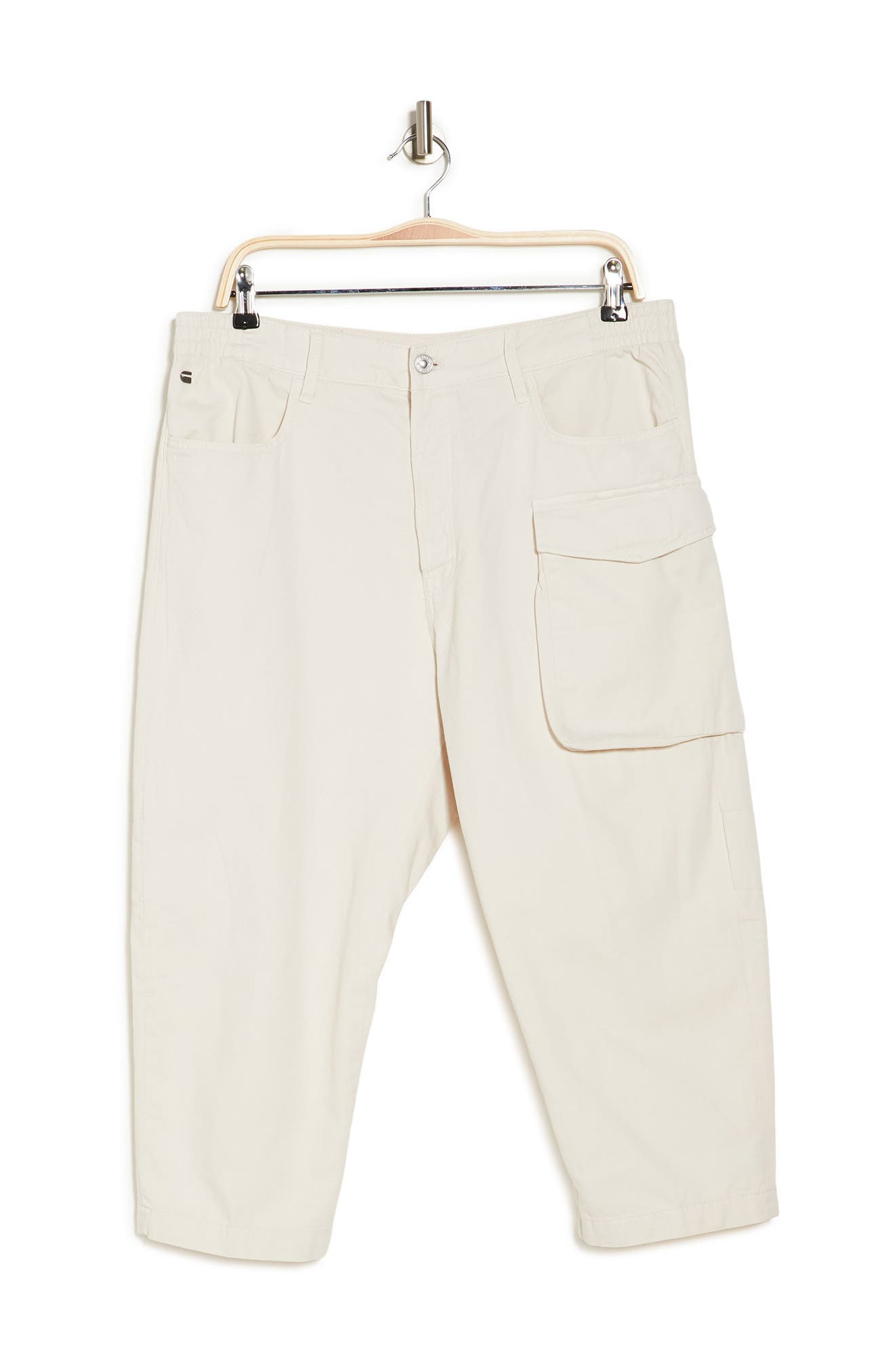 Image of G-STAR RAW Tendrick Cargo Pocket Boyfriend Capris