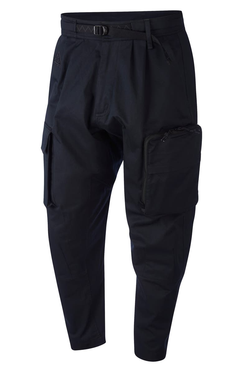 NIKE ACG Cargo Pants, Main, color, BLACK