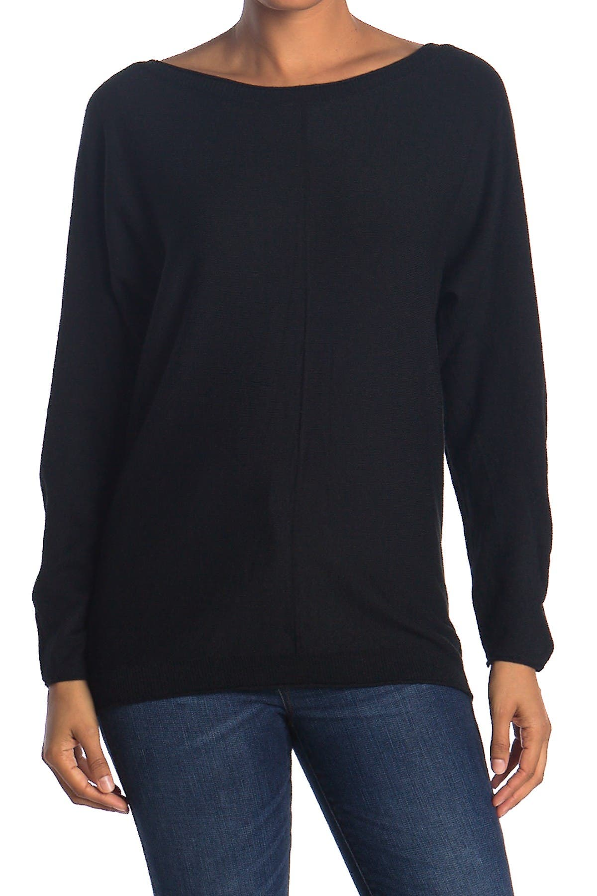 Image of Cyrus Boatneck Dolman Pullover Sweater