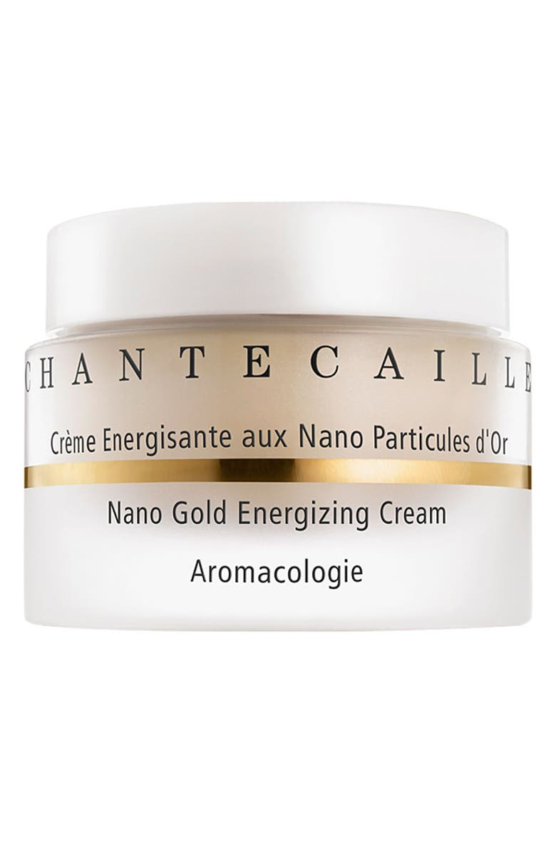 CHANTECAILLE Nano Gold Energizing Cream, Main, color, NO COLOR
