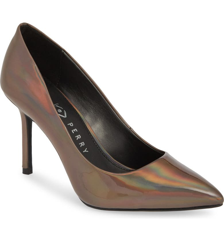 KATY PERRY The Sissy Pump, Main, color, BROWN IRIDESCENT