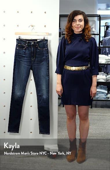 Nina High Waist Cigarette Jeans, sales video thumbnail