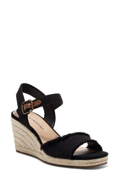 Lucky Brand Sandals MOLIEY ESPADRILLE SANDAL