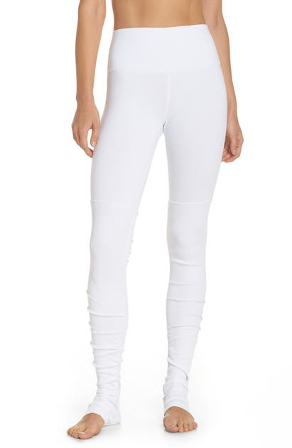 Alo Yoga Pants GODDESS HIGH WAIST LEGGINGS
